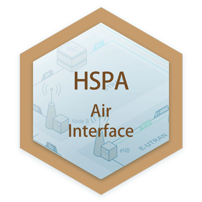 HSPA Air Interface