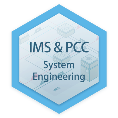 IMS and PCC System Engineering